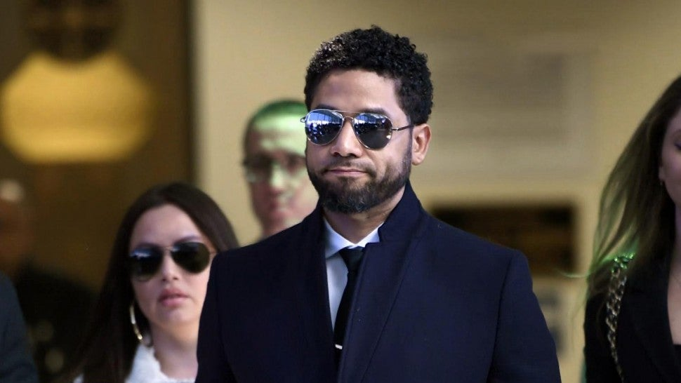 Jussie Smollett Footage From Night Of Incident Released To The Public