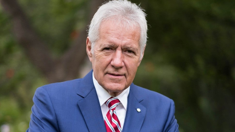 'Jeopardy' Host Alex Trebek Shares Health Update with Fans Amid Cancer Battle