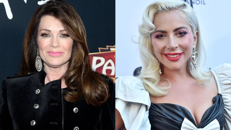 Lisa Vanderpump and Lady Gaga