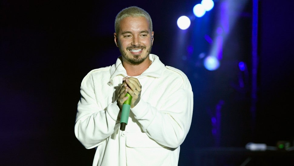 J Balvin Becomes First Latin Music Headliner in Lollapalooza