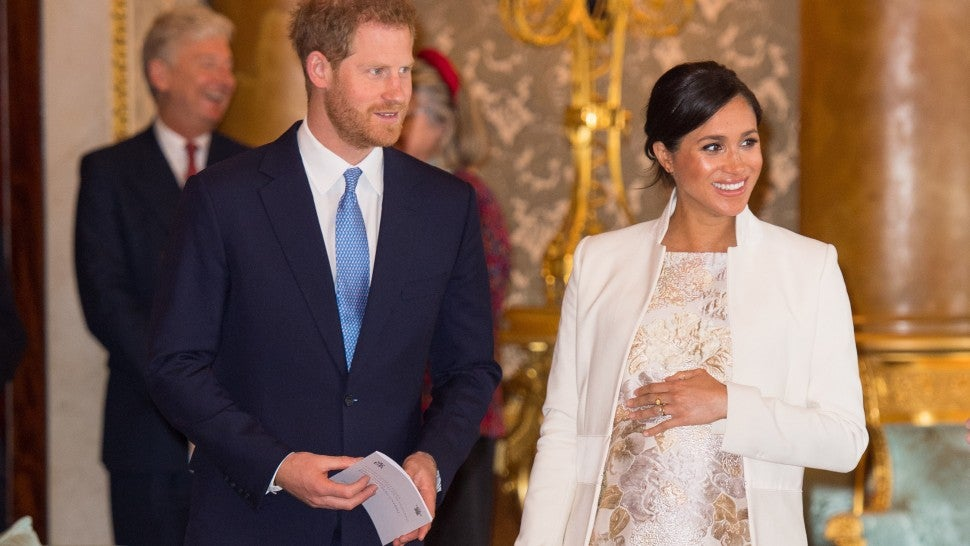 Meghan Markle and Prince Harry Made a Surprise Appearance over the Weekend