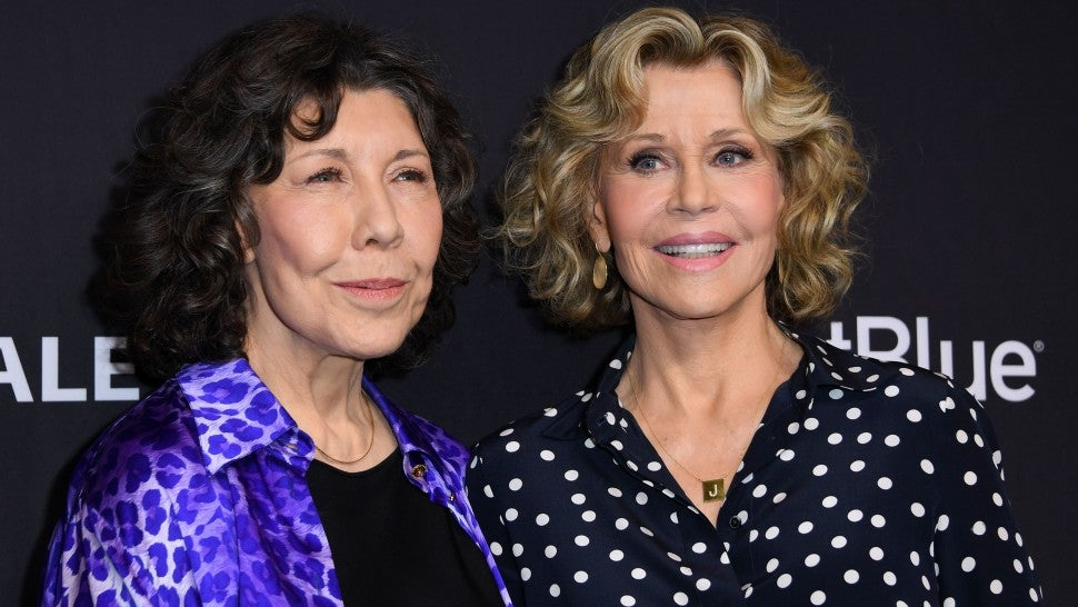 Lily Tomlin Jokes She 'May Not Live to See' '9 to 5' Sequel With Jane Fonda and Dolly Parton