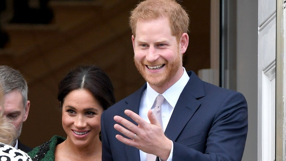 Meghan Markle is making Prince Harry 'miserable and glum'