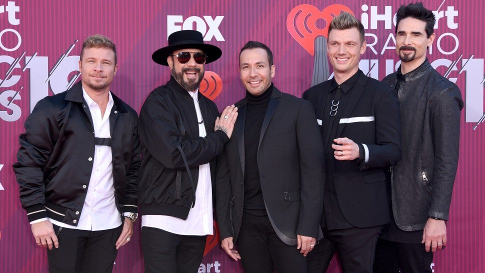 Backstreet Boys Celebrate 26 Years of Being a Boy Band With Heartfelt Message