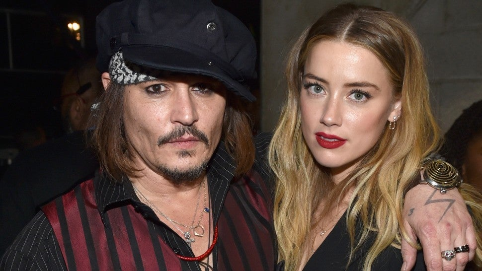 Johnny Depp files $73m defamation lawsuit against ex-wife Amber Heard