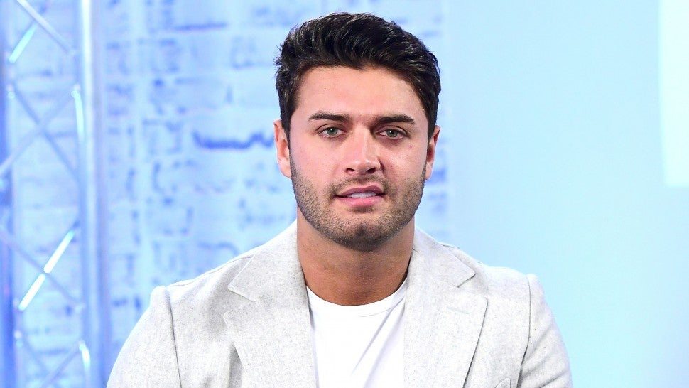 IMG MIKE THALASSITIS, Love Island Star
