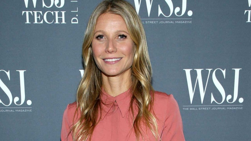 Gwyneth Paltrow's Daughter Apple Was Not Happy She Posted a Photo of Her Without 'Consent'