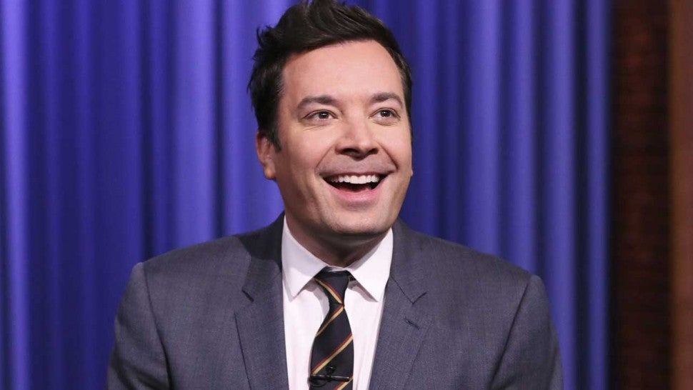 Jimmy Fallon Shares Adorable Family Photo With Wife and Daughters in the Bahamas
