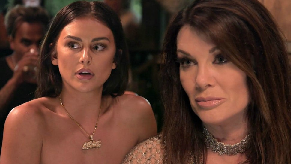 Lala Kent and Lisa Vanderpump face off on 'Vanderpump Rules.'