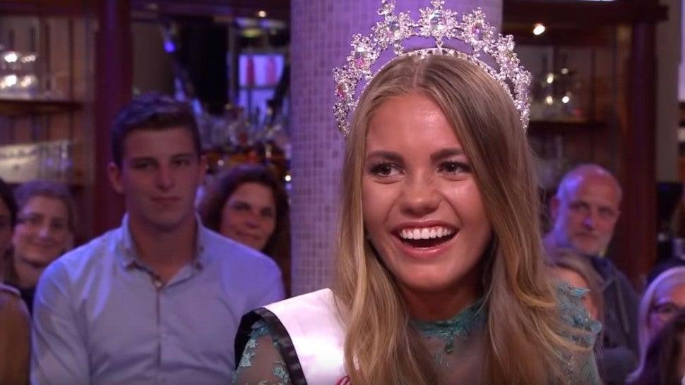 IMG LOTTE VAN DER ZEE, Former Miss Teen Universe
