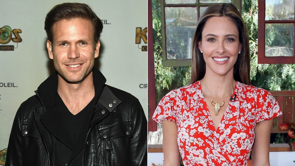Matthew Davis and Jill Wagner