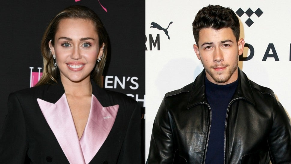 Miley Cyrus Hilariously Calls Out Ex Nick Jonas for Commenting on Her Instagram Pics