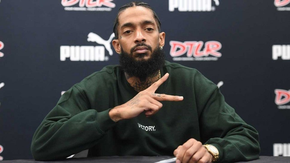 Nipsey Hussle Shot 6 Times Outside His Store In Los Angeles