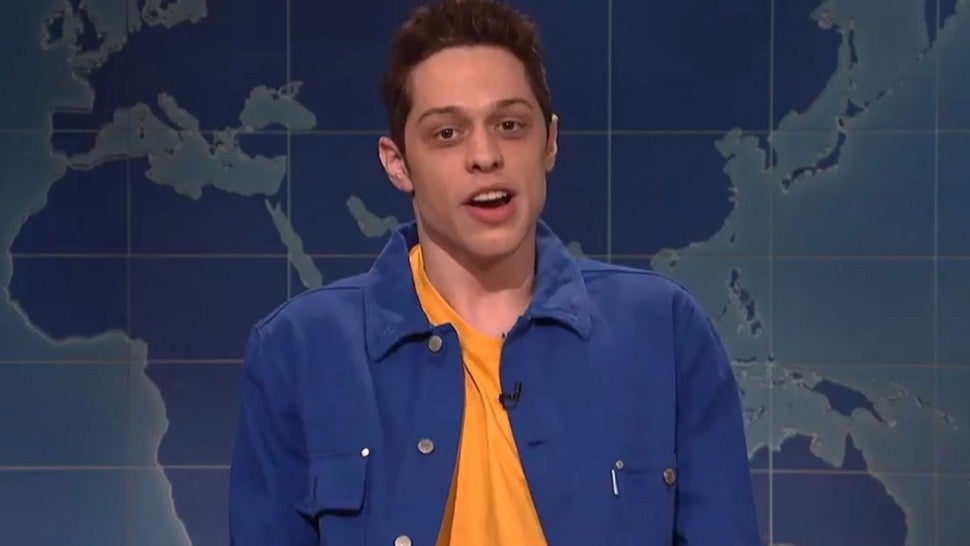 Pete Davidson compares R Kelly supporters to Catholic Church