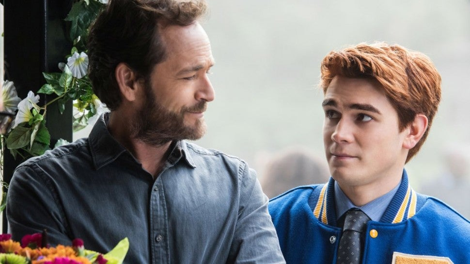 Luke Perry's Final 'Riverdale' Episode: Here's What Happened in Fred's Last Scene With Archie