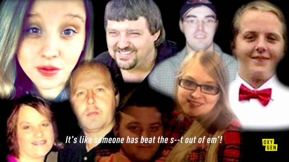 'The Piketon Family Murders' victims.