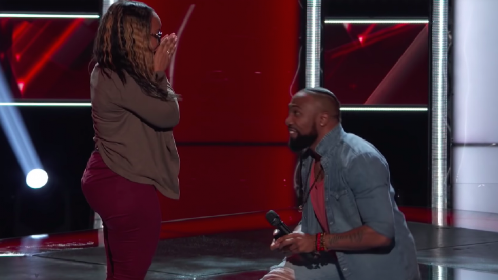 the voice proposal