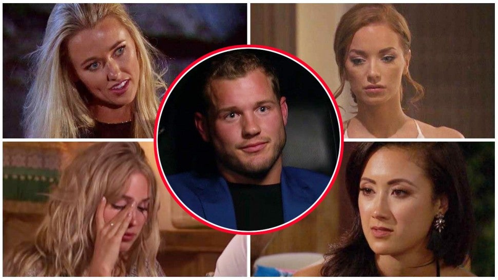 Image result for dumped by colton the bachelor