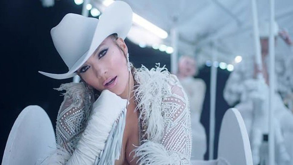 Watch Jennifer Lopez's Medicine music video, featuring French Montana