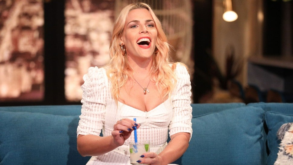 Busy Philipps Recreates Her Epic 'White Chicks' Dance Battle With Her Co-Stars -- Watch!