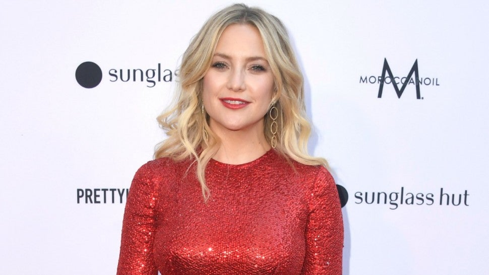 Kate Hudson Throws Epic Last-Minute Pizza Party for Her 40th Birthday -- Pics