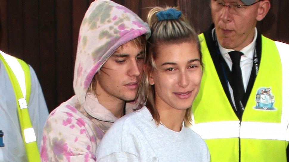 Justin Bieber Praises Wife Hailey's Assets in Kendall Jenner's Coachella Pic