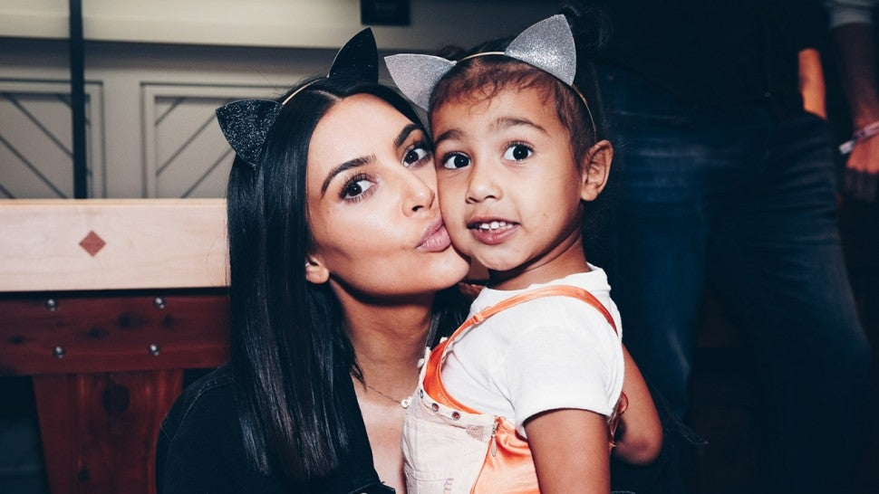 North West Gets Sad After Mom Kim Kardashian Says She Can't Wear Her Boots -- See the Pics!