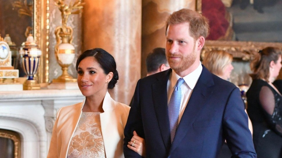 Meghan Markle tipped to give birth TODAY