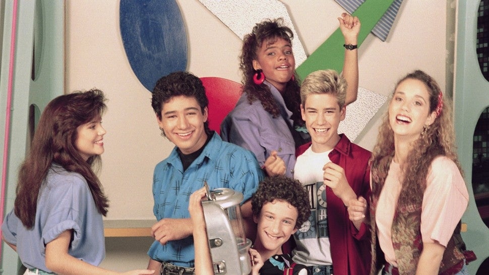 'Saved by the Bell' cast reunites to celebrate '30 years of friendship'
