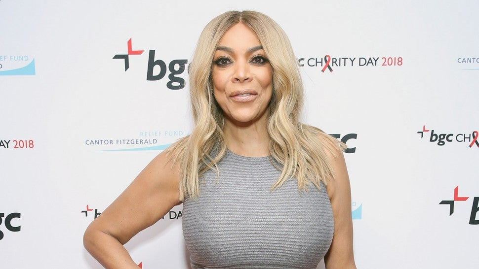 Wendy Williams' Husband Reacts to The Hunter Foundation Dissolving