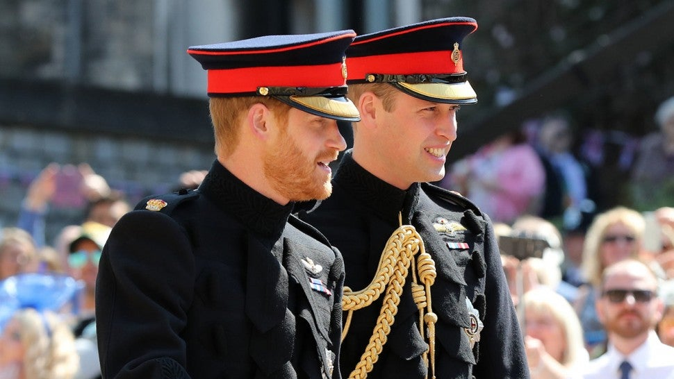 Remembering the Births of Prince William and Prince Harry in Photos