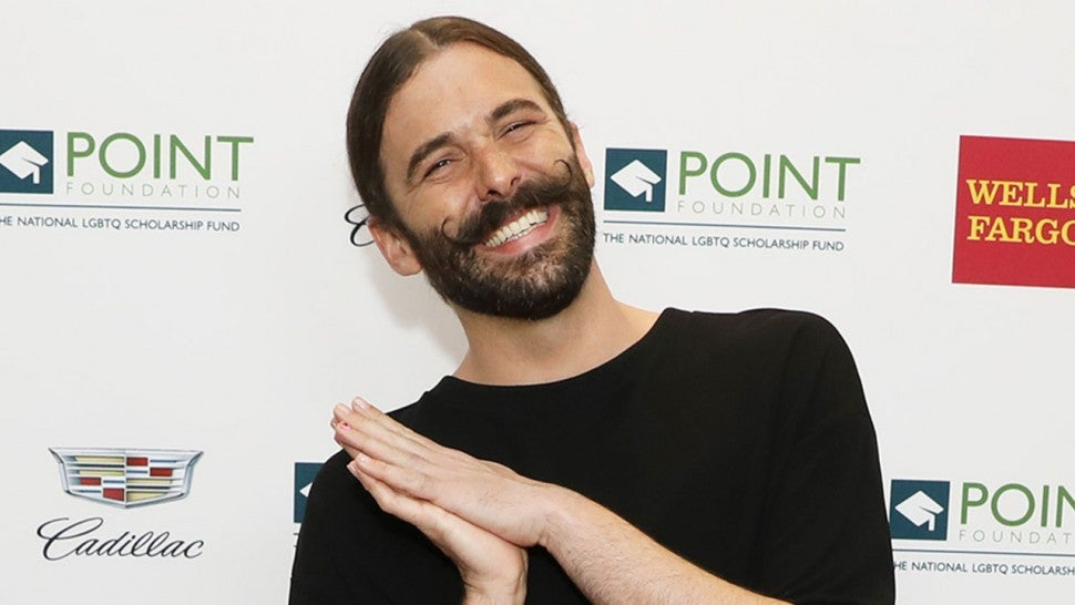 Jonathan Van Ness attends Celebrities Support LGBTQ Education at Point Honors Gala