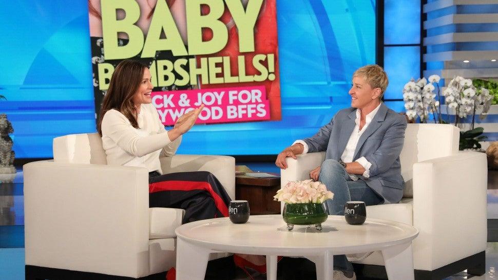 Jennifer Garner Says She's Done With Having Kids