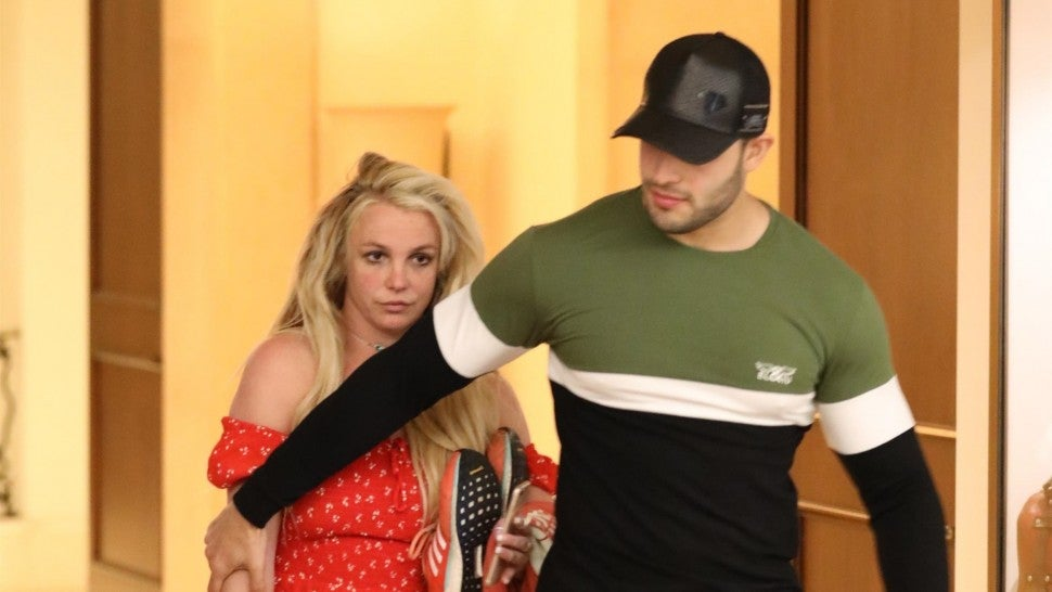 Britney Spears takes Easter break from mental health facility