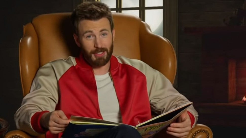Chris Evans Jimmy Kimmel Live