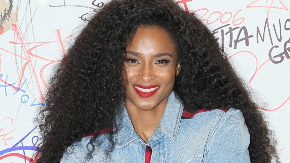 Ciara Ditches Makeup and Hair Extensions to Fully Embrace ...