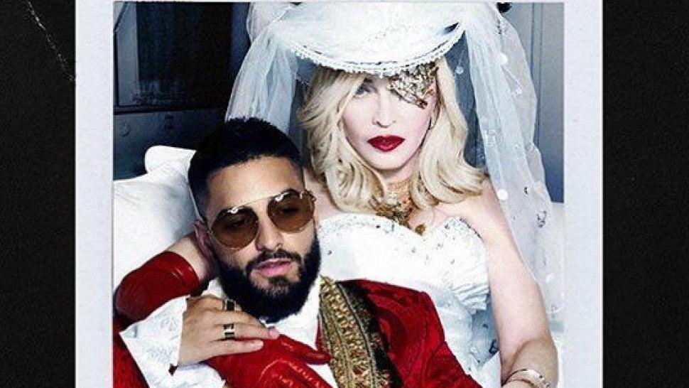 Madonna and Maluma Are a Smoldering Twosome in Seductive 'Medellín' Music Video