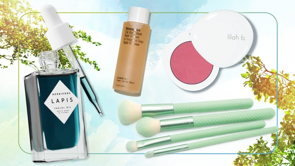 10 Clean Beauty Products To Try For Earth Day
