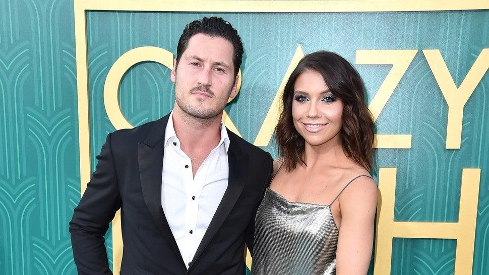 Val Chmerkovskiy and Jenna Johnson Are Married!