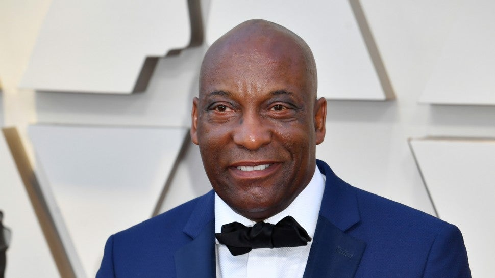 John Singleton reportedly in a coma after suffering stroke