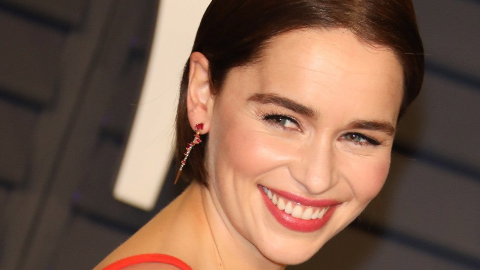 Jason Momoa Praises Emilia Clarke's Bravery After Suffering Aneurysms