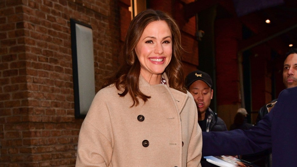 Jennifer Garner in tribeca