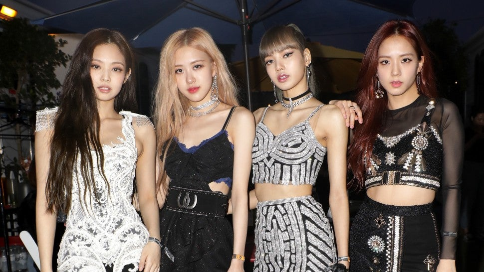 BLACKPINK Makes Coachella History as First K-Pop Girl Group to Perform at Festival