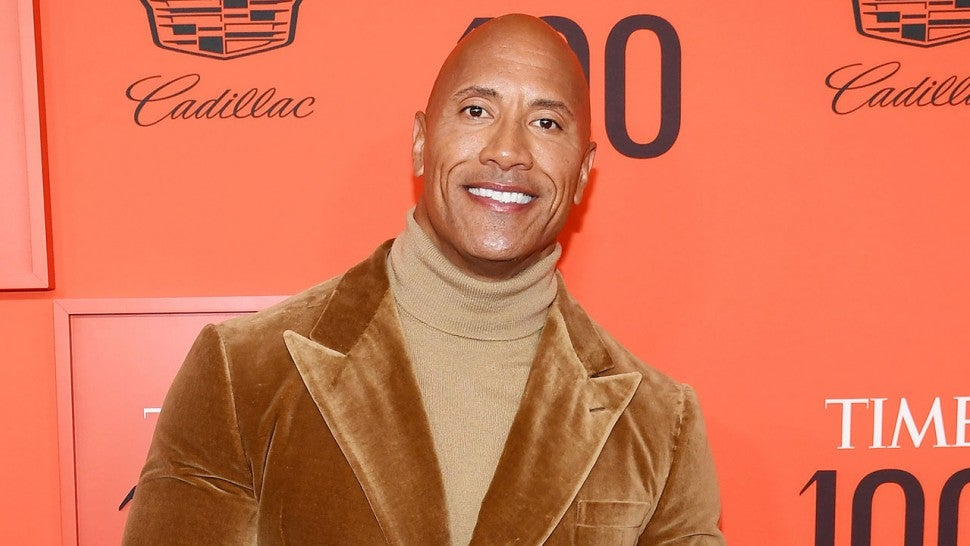 Dwayne 'The Rock' Johnson accepts MTV Icon Generation Award