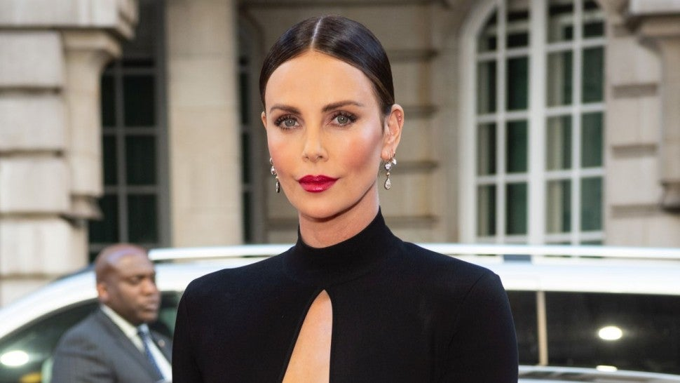 Charlize Theron Reveals She's Dating But She's 'Not in ...