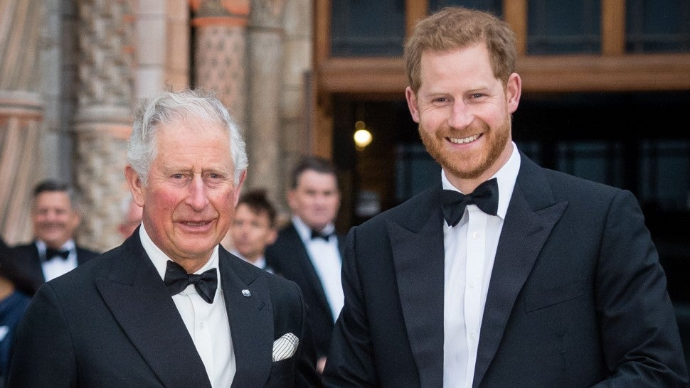Prince Charles Visits Meghan Markle and Prince Harry to Meet Grandson Baby Archie