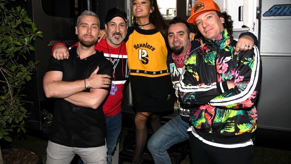 How Ariana Grande & *NSYNC's Coachella Collab Came Together in Just a Week (Exclusive)