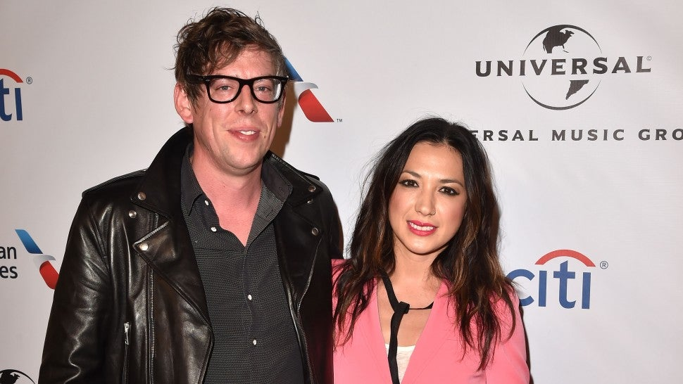 Michelle Branch and Patrick Carney Are Married