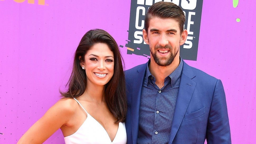 Michael Phelps Nicole Johnson