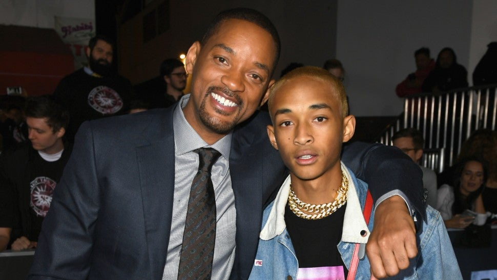 Will Smith Makes Surprise Appearance at Coachella to Perform With Son Jaden